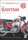 The Essential Buyers Guide Bsa Bantam - Book