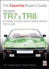 Triumph TR7 and TR8 - Book