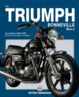 Triumph Bonneville Bible 1959 - 1988, the - Book