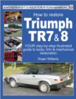 How To Restore Triumph TR7 & 8 - eBook