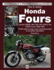 How to Restore Honda Fours - Book
