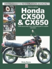 How to Restore Honda Cx500 & Cx650 - Book