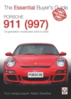 Porsche 911 (997) Model Years 2004 to 2009 - Book