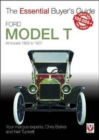 Ford Model T - All Models 1909 to 1927 - Book
