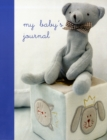 My Baby's Journal (Blue) : The Story of Baby's First Year - Book