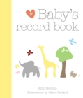 Baby's Record Book - Book
