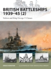 British Battleships 1939-45 (2) : Nelson and King George V Classes Vol. 2 - Book