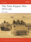 The Yom Kippur War 1973 (2) : The Sinai - eBook