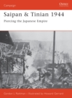 Saipan & Tinian 1944 : Piercing the Japanese Empire - eBook