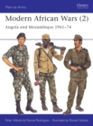 Modern African Wars (2) : Angola and Mozambique 1961-74 - eBook