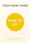 How to Sit - Book