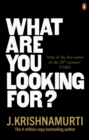 What Are You Looking For? - Book