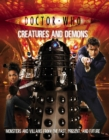 Doctor Who: Creatures and Demons - Book