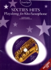 Guest Spot : Sixties Hits Playalong For Alto Saxophone - Book