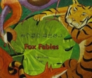 Fox Fables in Japanese and English - Book
