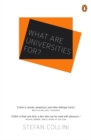 What are Universities For? - Book