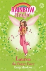 Rainbow Magic: Lauren The Puppy Fairy : The Pet Keeper Fairies Book 4 - Book