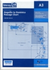 Imray Chart A3 : Anguilla to Dominica Passage Chart - Book