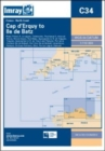 Imray Chart C34 : Cap D'erquy to Ile De Batz - Book