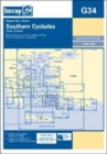 Imray Chart G34 : Southern Cyclades - Book