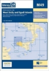 Imray Chart M49 : West Sicily and Egadi Islands - Book