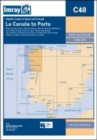Imray Chart C48 : A Coruna to Porto - Book