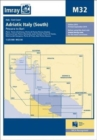 Imray Chart M32 : Adriatic Italy (South) - Book
