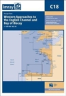 Imray Chart C18 : Western Approaches to the English Channel & Bay of Biscay - Book