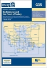 Imray Chart G35 : Dodecanese and the Coast of Turkey - Book