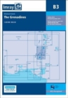 Imray Chart B3 : The Grenadines- St Vincent to Grenada - Book