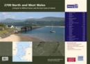 Imray Chart Atlas 2700 : North and West Wales Chart Pack - Liverpool to Milford Haven and the East Coast of Ireland - Book