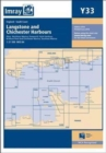 Imray Chart Y33 : Langstone and Chichester Harbours - Book