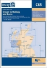 Imray Chart C65 : Crinan to Mallaig and Barra - Book
