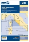 Imray Chart M17 : North Tuscan Islands to Rome - Book