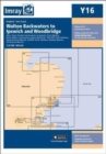 Imray Chart Y16 : Walton Backwaters to Ipswich and Woodbridge - Book
