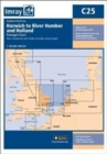 Imray Chart C25 : Harwich to River Humber and Holland - Book