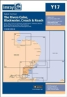Imray Chart Y17 : The Rivers Colne, Blackwater, Crouch and Roach - Book