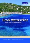 Greek Waters Pilot : A yachtsman's guide to the Ionian and Aegean coasts and islands of Greece - Book