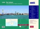Imray Chart Atlas 2200 : Solent - Selsey Bill and the Isle of Wight to Christchurch - Book