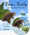 Bear and Turtle and the Great Lake Race - Book