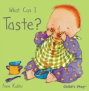 What Can I Taste? - Book