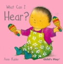 What Can I Hear? - Book