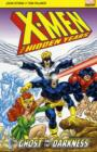 X-Men: The Hidden Years : The Ghost and the Darkness - Book
