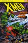 X-Men The Hidden Years; Worlds within Worlds - Book