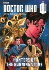 Doctor Who: Hunters Of The Burning Stone - Book