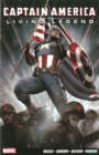 Captain America: Living Legend - Book