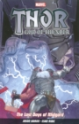 Thor God Of Thunder Vol.4: The Last Days Of Midgard - Book