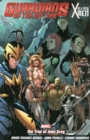 Guardians Of The Galaxy/all-new X-men: The Trial Of Jean Grey - Book