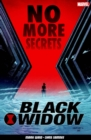 Black Widow Vol. 2: No More Secrets - Book