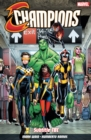 Champions Vol. 1: Change The World - Book